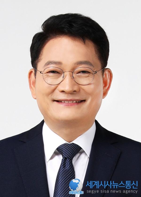 """송영길, """"오세훈·박형준 후보, 부동산 관련 의혹 투성이"""""""